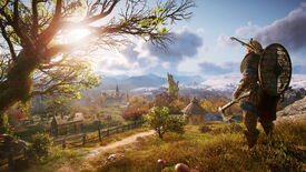 Image for Assassin's Creed Valhalla's English countryside makes for a lovely three hour walk
