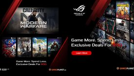 Image for Asus and GamesPlanet team up for cheap game deals