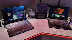 Image for Hands on with Asus' MOBA and FPS-friendly Hero II and Scar II laptops