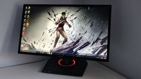 Image for Asus ROG Swift PG248Q review: A 180Hz miracle monitor?