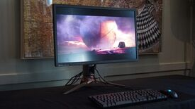 Image for Nvidia's G-Sync HDR monitors are the real deal and will be here in just four weeks time