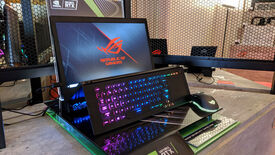 Image for CES 2019: I take it back, the Asus ROG Mothership is the maddest gaming laptop I've ever seen