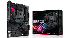 Image for AMD's B550 motherboards go on sale in the UK today, and Asus have a great cashback deal to go with it