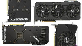 Image for Only Nvidia's RTX 30 Founders Edition GPUs will have dual axial fans and 12-pin power cables