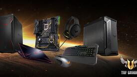 Image for Move over ROG, Asus' new TUF mouse, keyboard and headset are in town