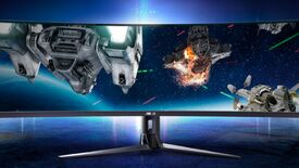Image for Asus' new 49in curved 144Hz monitor to take on Samsung's CHG90