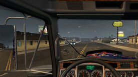 Image for Breaking news: American Truck Simulator now has better raindrops