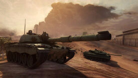 Image for 'Tanks/Thanks' Pun: Obsidian's F2P Armored Warfare