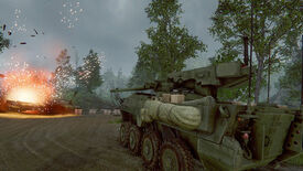 Image for Second Gen Tank Shenanigans In Armored Warfare
