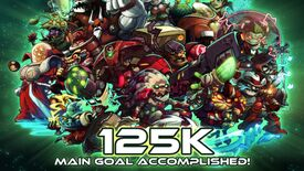 Image for Awesome: Awesomenauts Expansion Hits Goal
