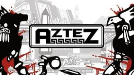 Image for Aztez Trailer Lays It Out In Black And White (And Red)