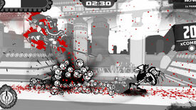Image for Bloody beat 'em up/strategy hybrid Aztez out now