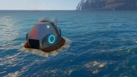 Image for Subnautica's Eye Candy update makes water look wetter