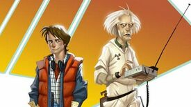 Image for Great Scott! First Back To The Future Imagery