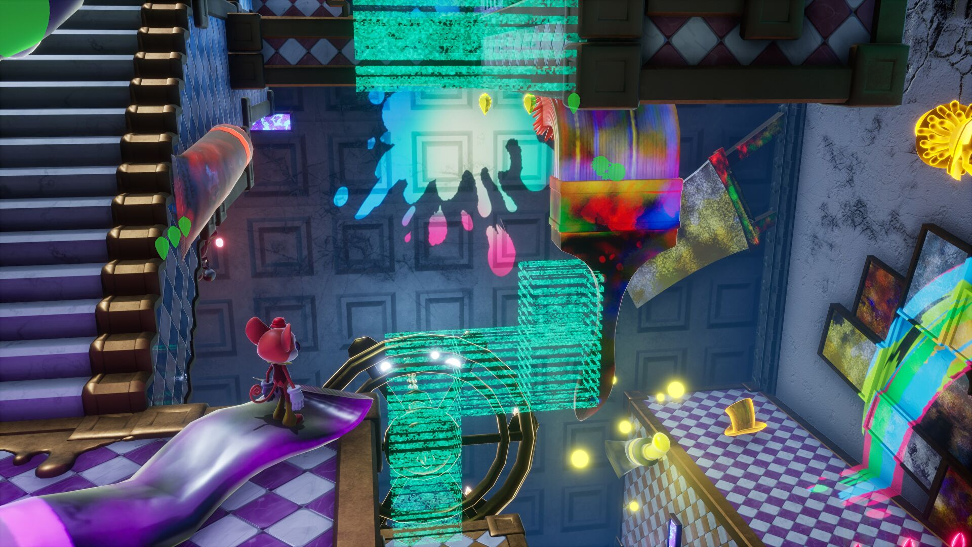 Balan Wonderworld, the new platformer from some Sonic creators, is out now