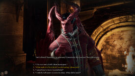 Image for Baldur's Gate 3 revealed in leaked screens ahead of tonight's big unveiling