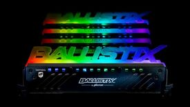 Image for 3D-print your own RGB light bar with Ballistix's new DDR4 RAM