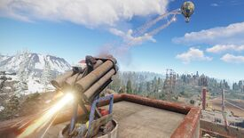 Image for Rust adds hot air balloons and some explosive ways to pop them