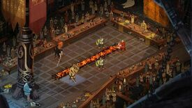 Image for The Banner Saga Reveals First Combat Shot