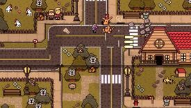 Image for Baobab's Mausoleum is a JRPG inspired by Twin Peaks