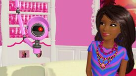 Image for Barbie Dreamhouse Party Creeps The Crap Out Of Me