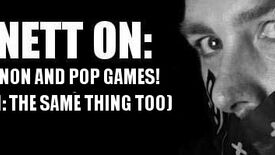 Image for Paul Barnett's Two Top Ten Games. And Mine Too.