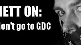 Image for Barnett On: Why I Don't Go To GDC