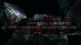 Image for 16-player space submarine simulator Barotrauma plunges into early access next month