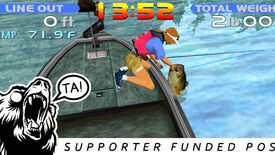 Image for The Five Emotions Of Sega Bass Fishing