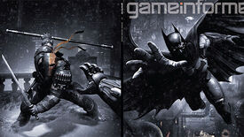 Image for Back In Bat: Arkham Origins Does Year One, Sort Of