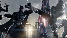 Image for The Bat And The Beautiful: Arkham Origins' PC Pretties