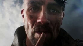 Image for Battlefield V wants you to shut up, or touch its mouth?