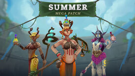 Image for Battlerite's huge Summer Patch brings the Blossom