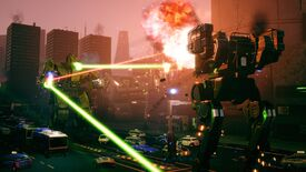 Image for Battletech: Urban Warfare brings mechs to the big city today