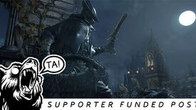 Image for  Bloodborne Is Basically A Warhammer Game, And Can We Have It On PC Now Please?