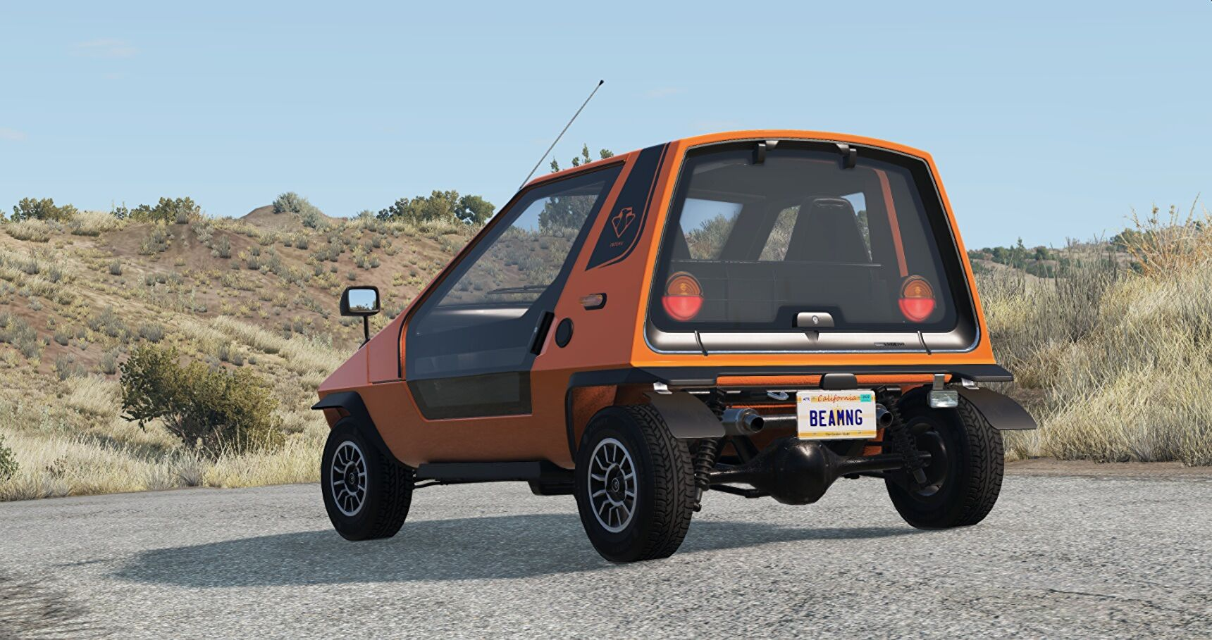 Beamng Drive Update Adds New Maps And Cars To The Smashing Car Playground Rock Paper Shotgun