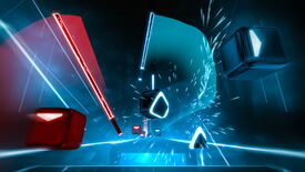 Image for Rhythmic VR workout Beat Saber now has multiplayer