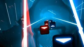 Image for VR rhythm game Beat Saber swishes into early access