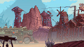 Image for A Chat About Banner Saga-Powered Roguelike Bedlam