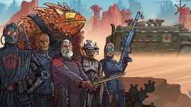 Image for Skyshine's Bedlam Blends FTL, Mad Max, 2000 AD, Chess And XCOM