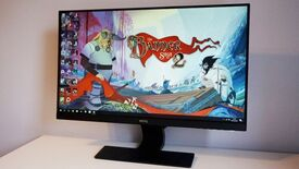 Image for BenQ GL2580HM review: Great looks undermined by terrible contrast