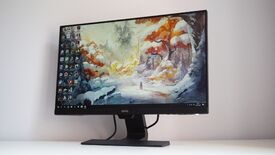 Image for BenQ GW2480 review: A cheap, no-frills monitor