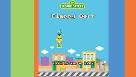 Image for Sesame Street Wins The Flappy Bird Clone Game