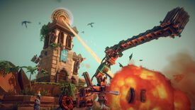 Image for Deathtrap-builder Besiege rattles out of early access next week