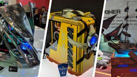 Image for The best bonkers case mods at Computex 2018