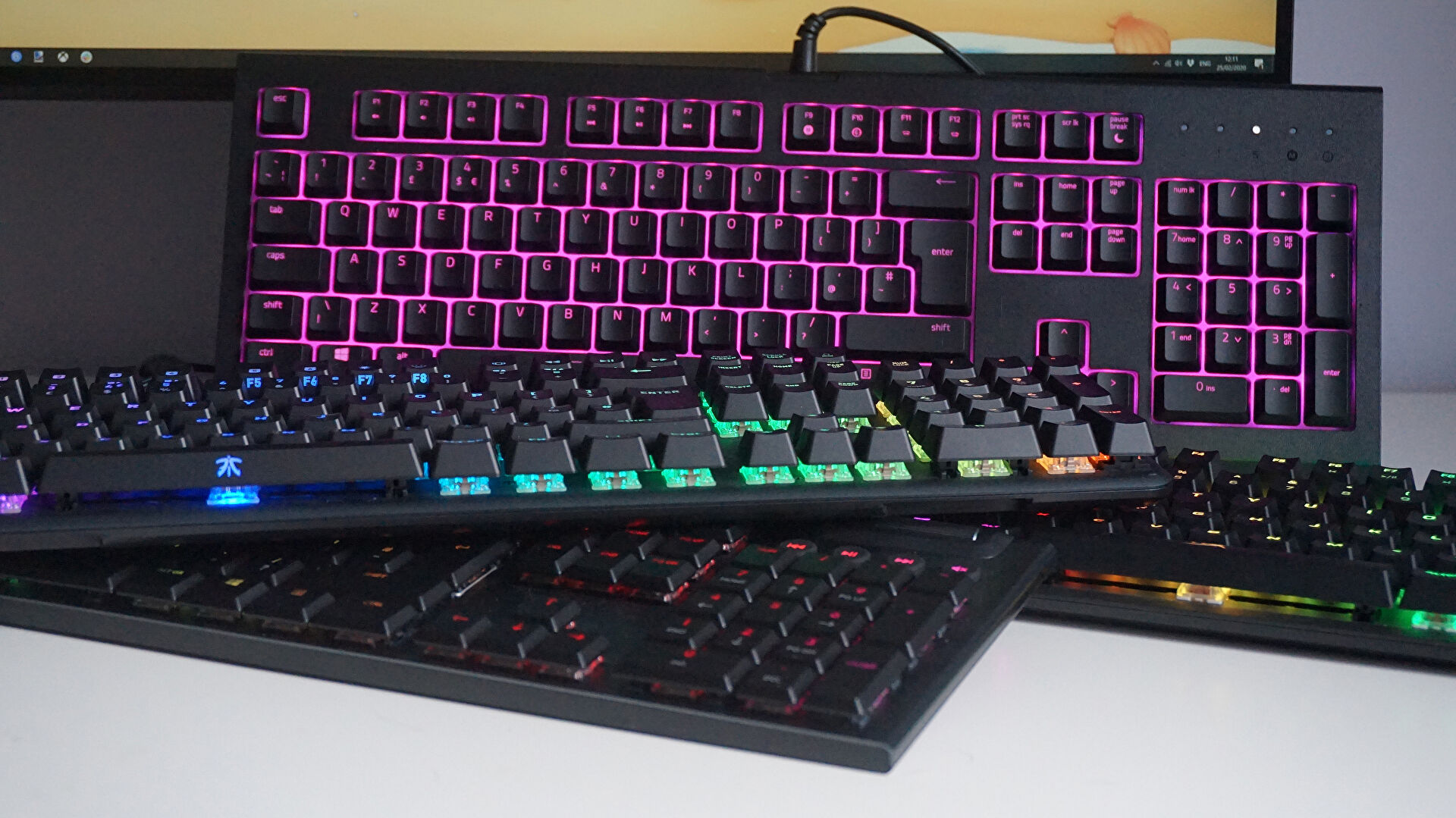 Best gaming keyboard 2021: the top mechanical and wireless keyboards for  gaming | Rock Paper Shotgun