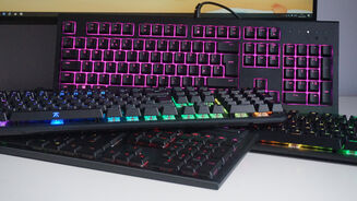 Image for Best gaming keyboards: the top mechanical and wireless keyboards for gaming