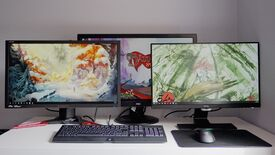 Image for Best gaming monitor 2021: the top 144Hz, 240Hz and 4K monitors