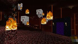 Image for Minecraft's Nether update will have music by Celeste's composer