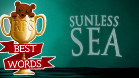 Image for The Bestest Best Words Of 2014: Sunless Sea